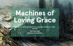 Machines of Loving Grace - The city as a distributed robot