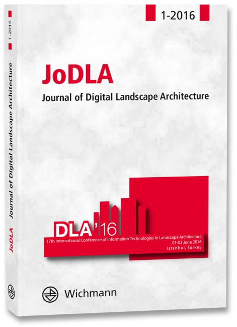 Journal of Digital Landscape Architecture